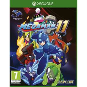 Mega Man 11 for Xbox One - £5.95 @ The Game Collection