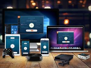 Ivacy VPN 5 year sub £9 with code via Stack Social