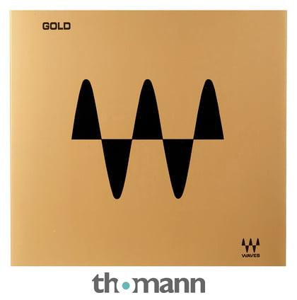 Waves Gold (DAW Plugins) £68.80 @ Thomannmusic