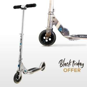 Micro Scooter Flex Classic Silver £99.95 @ Micro-Scooters