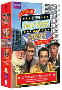 Only Fools and Horses: Complete Series 1-7 (Box Set) [DVD] £13.55 (+£4.99 NP) Delivered @ Amazon