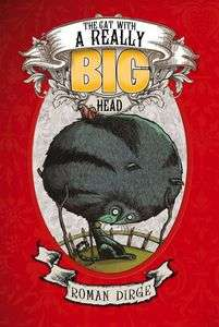 The Cat With A Really Big Head (Hardcover) £2.99 delivered @ Forbidden Planet