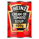 12 Cans Of Heinz Cream Of Tomato / Chicken Soup (400g each) £6 at Iceland