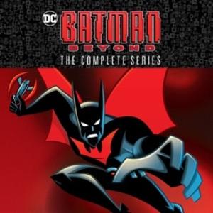 Batman Beyond: The Complete Series in HD - Season 1 - 3 (52 epsiodes) £24.99 on ITunes