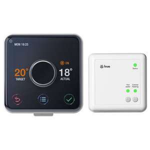 Hive Active Heating without Hive Hub + FREE ECHO DOT 3RD GEN USING £40 off - £59 Hive Home