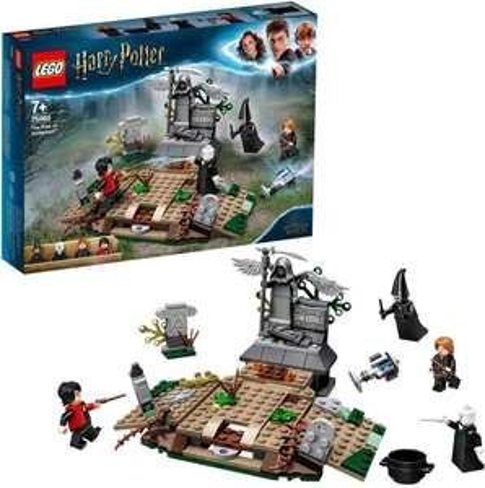 LEGO 75965 Harry Potter, The Rise of Voldemort £15.19 @ Amazon (+4.49 Non-prime)