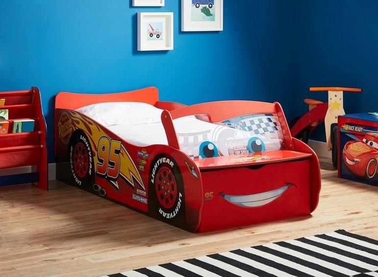 Disney Cars Toddler Bed Frame - £89 / £93.95 delivered @ Dreams