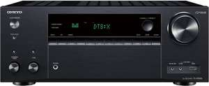 Onkyo TX-NR686 7.2-Channel Network A/V Receiver (Black) - £326 Sold by home AV direct and Fulfilled by Amazon
