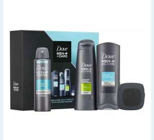 Dove Men+Care Daily Care Gift Set with Speaker £5.99 @ Home Bargains