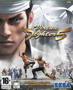 Virtual fighter 5 Final Showdown (Xbox 360/Xbox one) £3.29 with gold @ Microsoft store