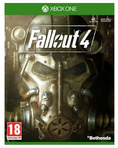 Fallout 4 [Xbox One] for £4.99 Free C&C @ Argos