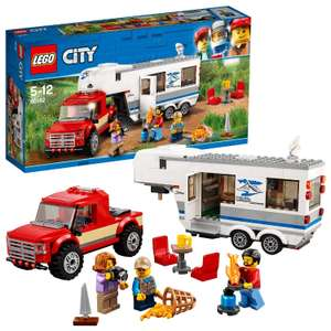 Lego 60182 pick up and Caravan - £16 (Prime) £20.49 (Non Prime) @ Amazon