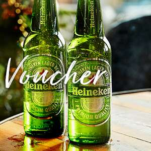 Free Heineken beer at all Pitcher & Piano bars except Southampton - email subscribers