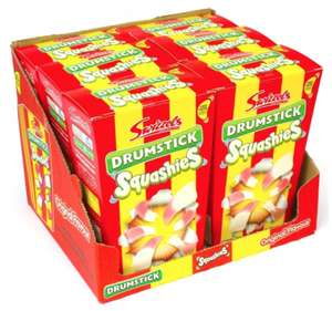 50% off Squashies Gift Boxes using code plus 13% cashback with Quidco @ Swizzels Matlow