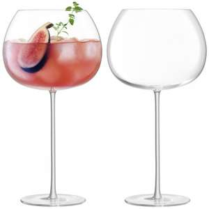 20% off Orders over £50 on Glassware with voucher Code @ LSA International