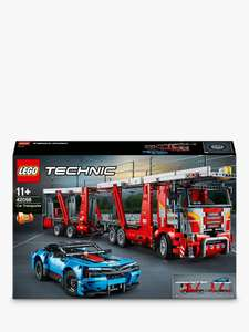 LEGO Technic 42098 Car Transporter £87.97 (Click & Collect) @ John Lewis & Partners
