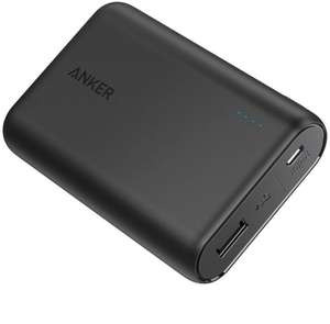 Anker PowerCore 10000mAh Power Bank for 16.99 for prime delivered (+£4.49 for non prime) @ Amazon / AnkerDirect and Fulfilled by Amazon.