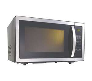 KENWOOD K25MSS11 Solo Microwave - Black & Stainless Steel - REFURBISHED- £40.50 @ currys_clearance eBay