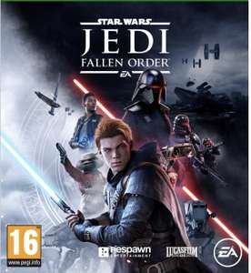 Star Wars Jedi Fallen order (Xbox one) with code @ thegamecollection via eBay
