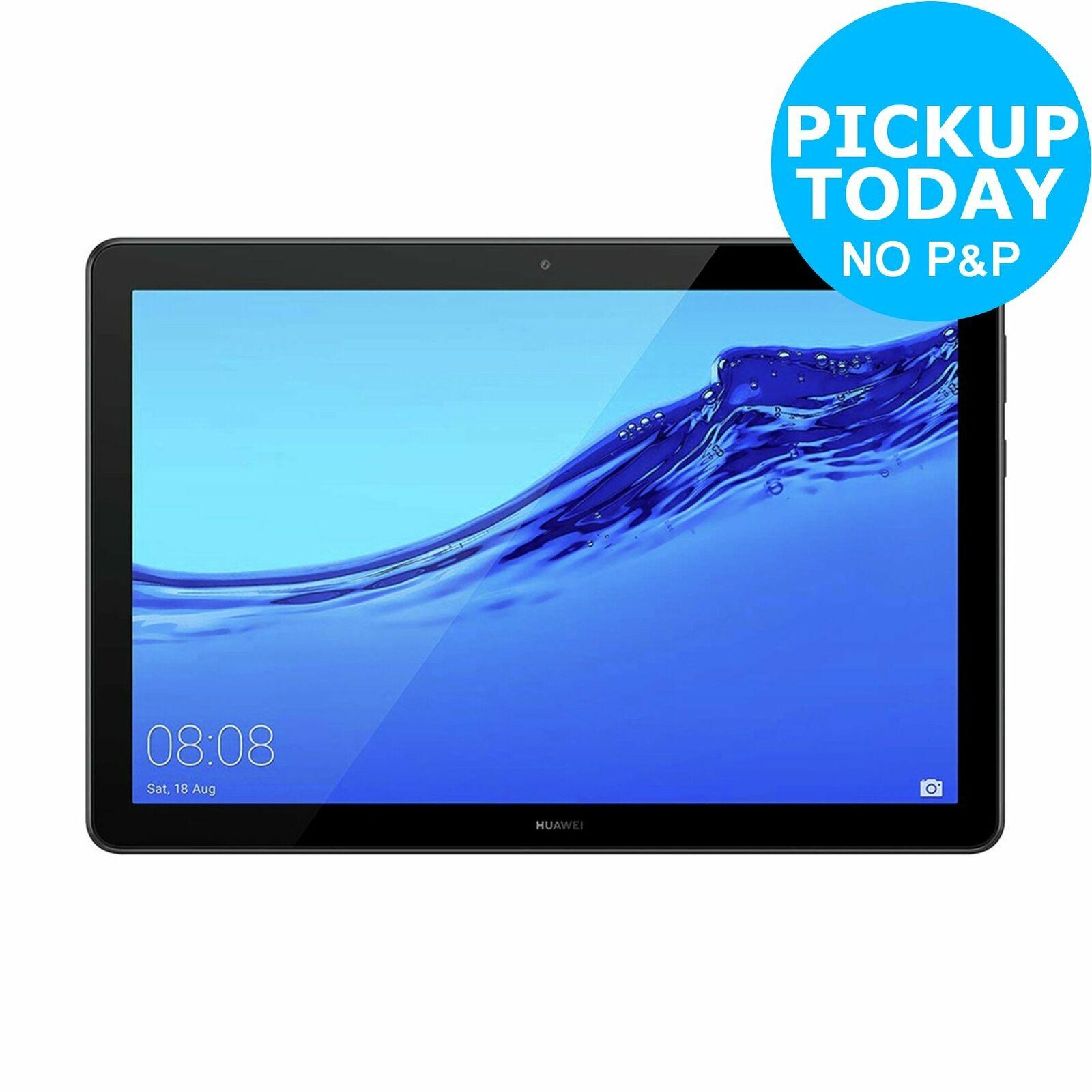 Huawei Mediapad T5 10.1 Inch 32gb 1080p Wifi Android Tablet - Grey - £119.99 @ Argos / eBay