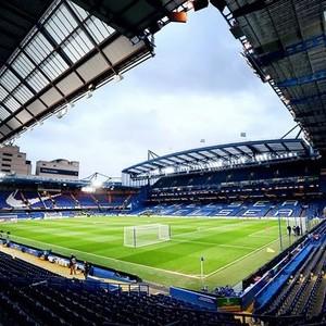 Chelsea FC Stamford Bridge Stadium Tour for Two Adults - £14 @ BuyAGift
