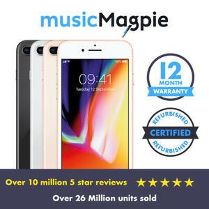 New lower price - Apple iPhone 8 Plus - 64GB - EE/O2 - Refurb 'Good' - £237.99 eBay/musicmagpie