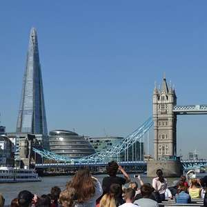 Thames Sightseeing Cruise River Red Rover Pass for Two - £12 using code @ BuyAGift
