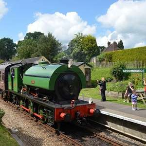 Spa Valley Railway Ticket for Two Adults – Kids Go Free £12 @ BuyAGif