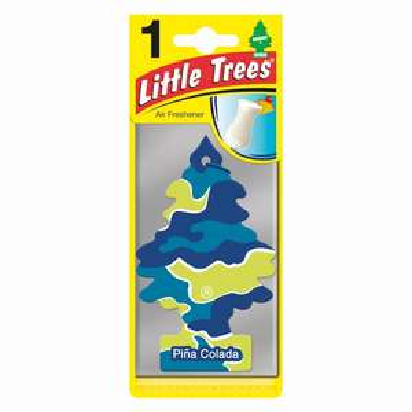 Little Tree Car Air Freshener Piña Colada @ CarParts4Less - £1.27