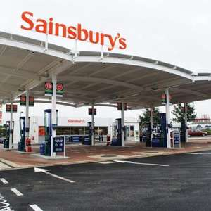 Receive 10p Off each Litre of Fuel When you Spend £60 @ Sainsbury's