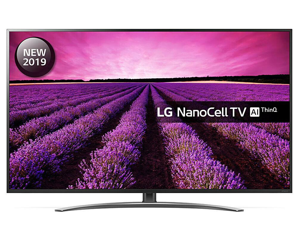 """LG 55SM8600PLA 55"""" NanoCell 4K TV (2019) - £624 delivered @ Crampton & Moore eBay"""