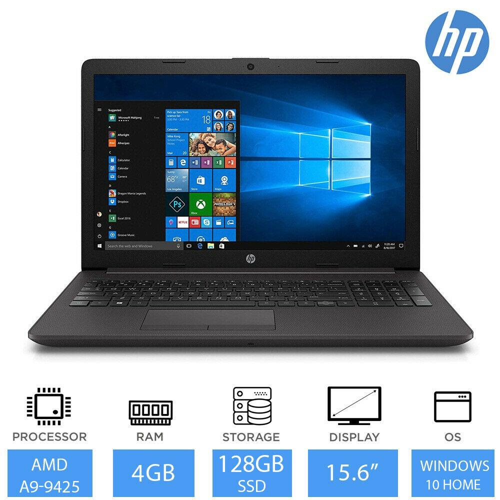 "HP 255 G7 15.6"" Laptop A9-9425 / 4GB RAM / 128GB SSD / Full HD £219.99 @ laptopoutletdirect / eBay"