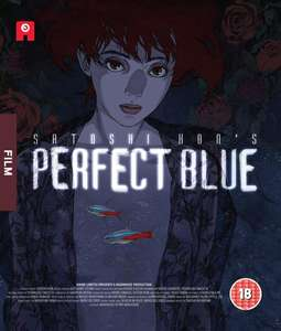 Perfect Blue - Blu-ray - £3.99 @ All the Anime