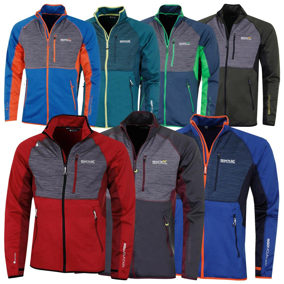 Regatta Mens Yare Softshell Midlayer Jacket £11.99 delivered @ eBay / golfbase-zactive