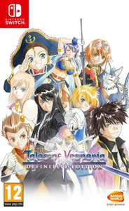 Tales of Vesperia: Definitive Edition (Nintendo Switch) for £22.36 delivered @ The Game Collection Outlet eBay