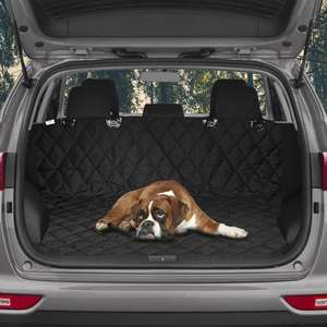 3 In 1 Car Back Seat Dog Pet Cover Pukkr £9.99 Delivered with code @ Shop4world.com