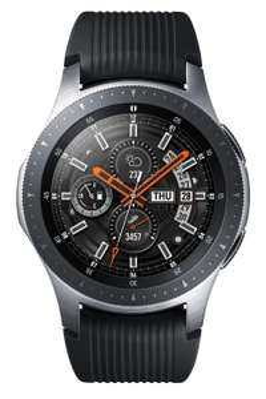Grade A - Samsung Galaxy Watch Bluetooth 46mm - Silver (UK Version) @ Techsave2006 ebay - £137.60