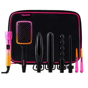 Mark Hill Pick N Mix Curl Collection with Interchangeable Barrels £50 click & collect @ Boots