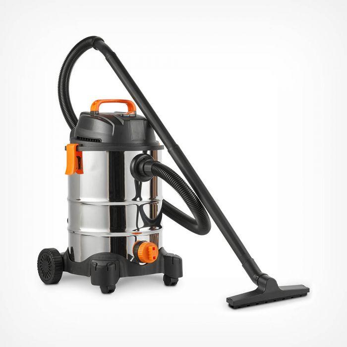 30L Wet & Dry Vacuum FREE UK Mainland Delivery £49.99 @ Von Haus