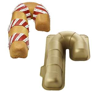 Candy cane cake mould - £4.99 + free Click and Collect @ Lakeland