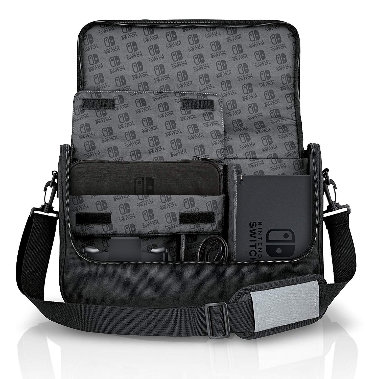 Nintendo Switch Everywhere Messenger Bag £11.99 (+£4.49 non-Prime) @ Amazon UK