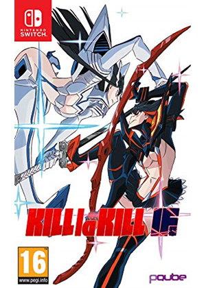 KILL LA KILL - IF (Nintendo Switch) - £11.85 delivered @ Base