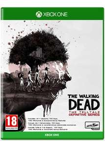The Walking Dead: The Telltale Definitive Series Xbox One/PS4 for £19.84 Delvivered @ Base