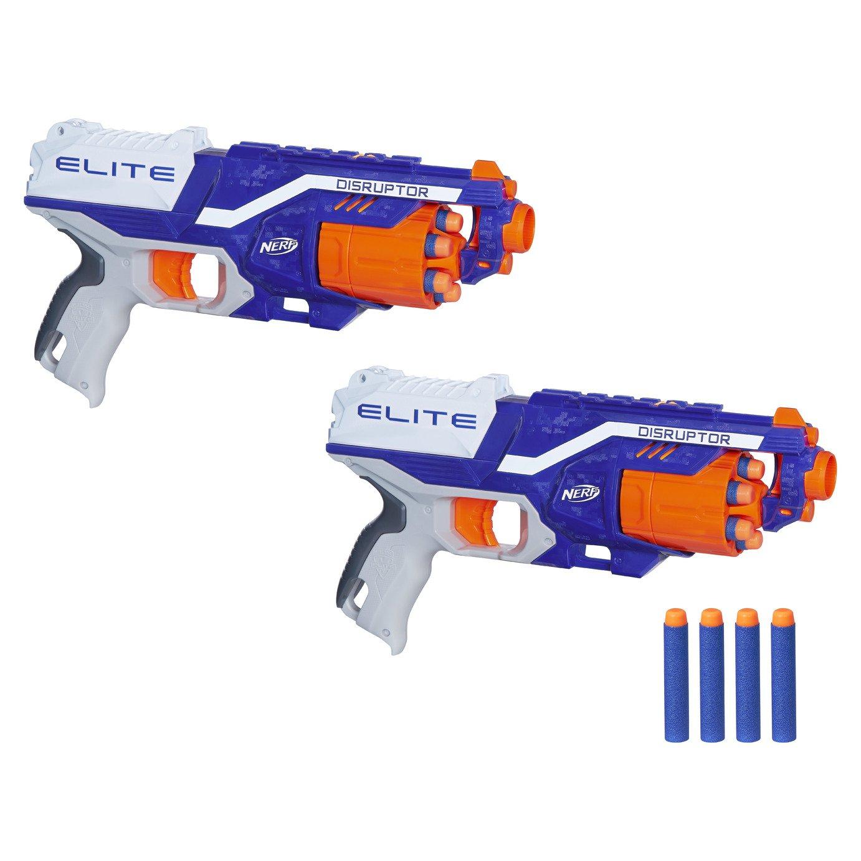 Nerf N-Strike Elite Disruptor 2 Pack - £10 @ Argos