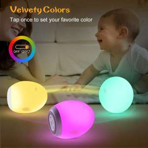 BesDio LED Night Lights for Kids with a rechargable, upto 100 hour runtime, battery £9.49 Prime + £4.49 non prime @ Amazon / EU Noda Camp