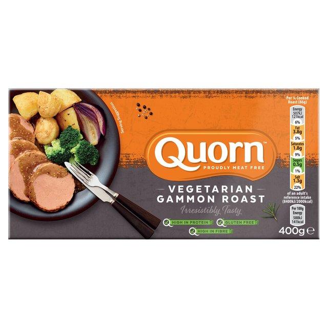 Quorn gammon roast £1.50 in-store at Heron Foods