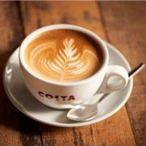 Free Costa from Vodafone (account specific)