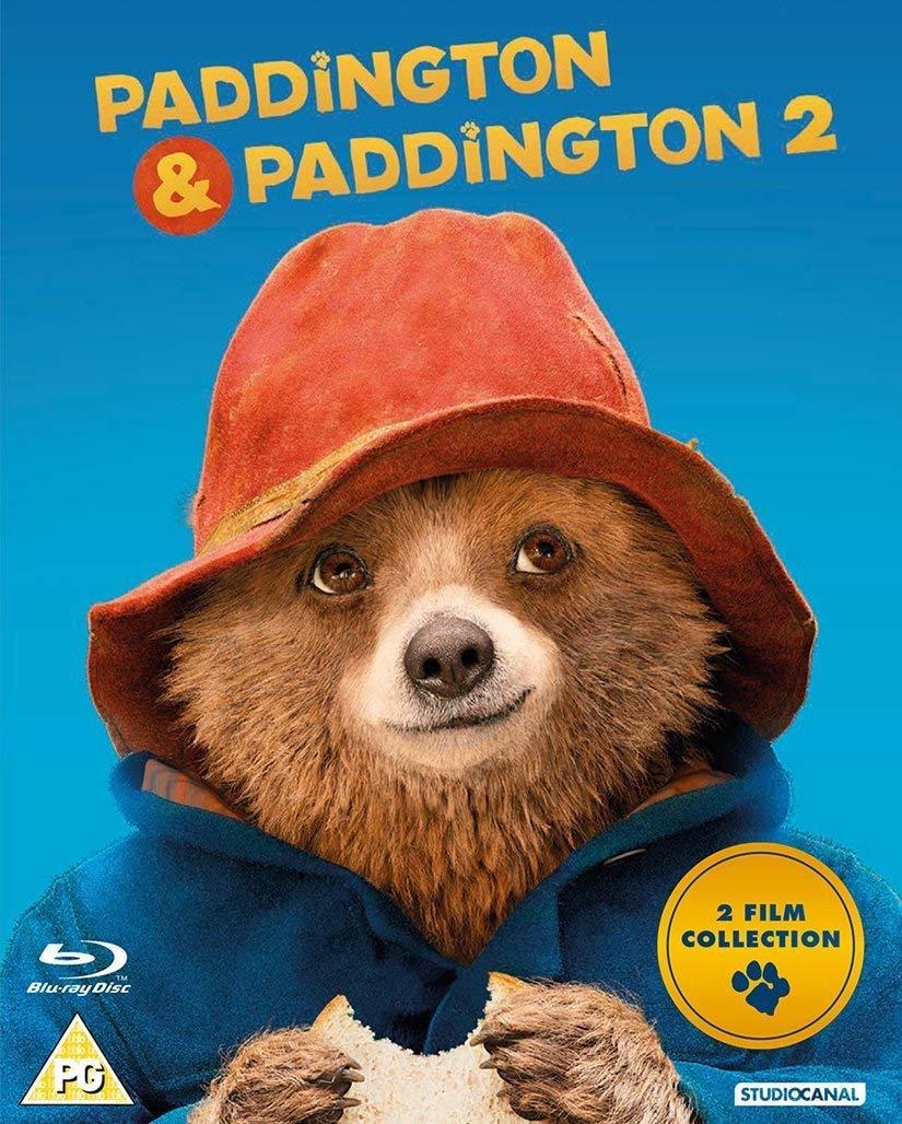 Paddington - 1 & 2 Boxset Blu-Ray £10 (Prime) £12.99 (Non Prime) @ Amazon
