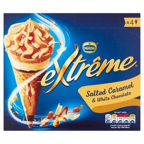 Nestle Extreme Gooey Chocolate Fudge cones £0.69 in-store at Heron Foods (Sunderland)