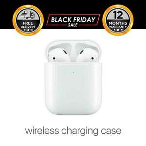 Apple AirPods with WIRELESS Charging Case 2nd Gen (Latest Model) - eBay @ hitechelectronicsuk - £139.99